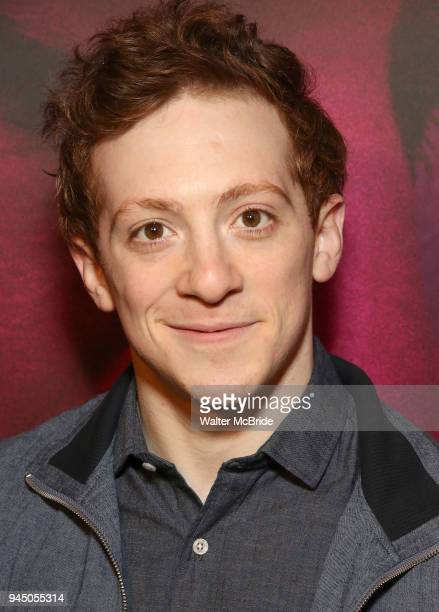 Ethan Slater attends the Broadway Opening Night Performance for Children of a Lesser God at Studio 54 Theatre on April 11 2018 in New York City