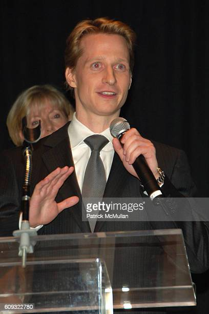 Ethan Stiefel attends The SCHOOL OF AMERICAN BALLET Hosts the WINTER BALL at New York State Theater at Lincoln Center on March 5 2007 in New York City