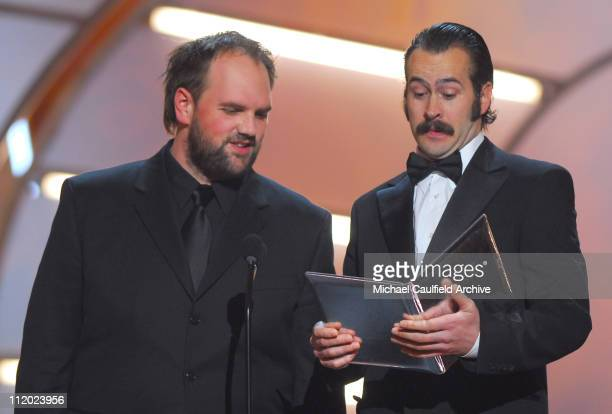 Ethan Suplee and Jason Lee present award for Favorite Daytime Talk Show Host