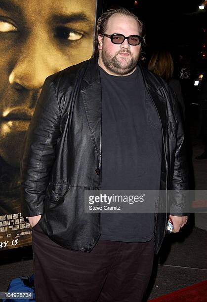 Ethan Suplee during John Q Los Angeles Premiere at Directors Guild Of America in Westwood California United States