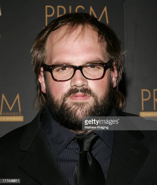 Ethan Suplee during The 11th Annual PRISM Awards Winner Gallery at Beverly Hills Hotel in Beverly Hills California United States