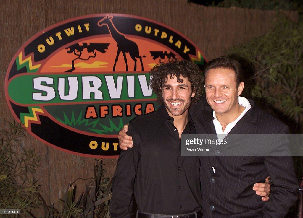 Survivor Africa Finale : News Photo