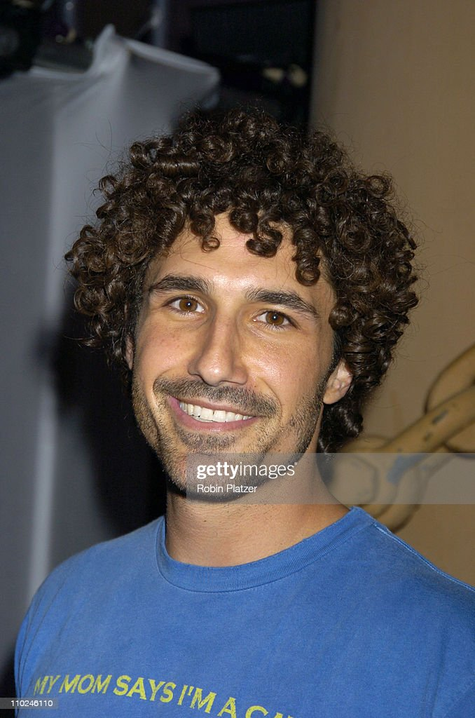 Ethan Zohn during The Hanes Perfect T Party - August 16, 2005 at The Peking at the South Street Seaport in New York City, New York, United States.