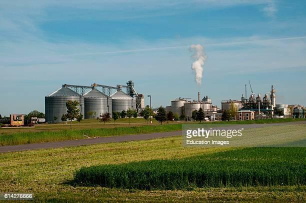 Ethanol plant Milton Wisconsin