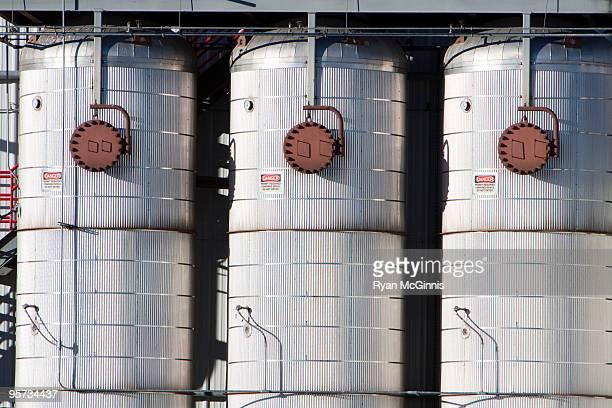 Ethanol Plant Tanks