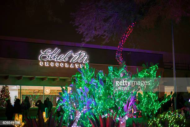 ethel m chocolate factory - chocolate factory stock pictures, royalty-free photos & images