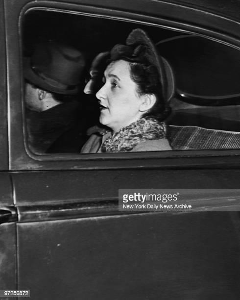 Ethel Rosenberg during trial