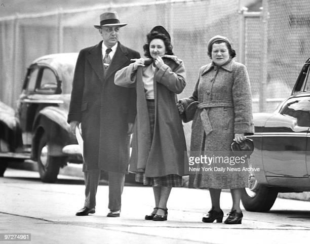Ethel Rosenberg with Anthony Pavone and Sarah Goldstein