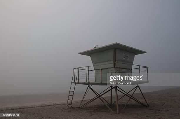 Ethereal lifeguard station