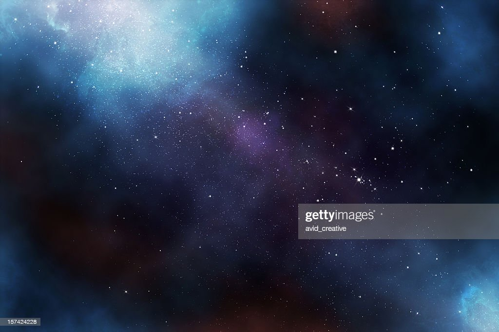 Etherial immagine del Cielo : Foto stock