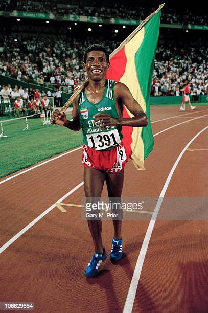 1,424 Haile Gebrselassie Photos and Premium High Res Pictures ...