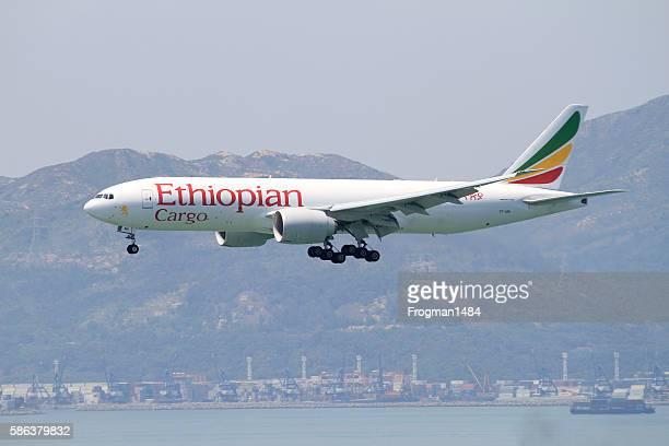 Ethiopian Boeing 777 Cargo