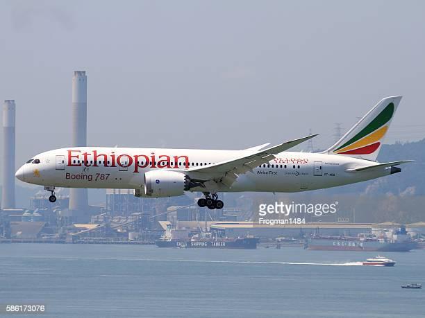 Ethiopian Boeing 787-900