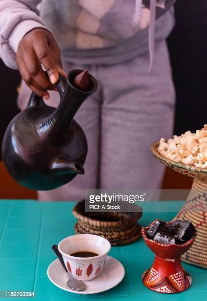 Ethiopian coffee time