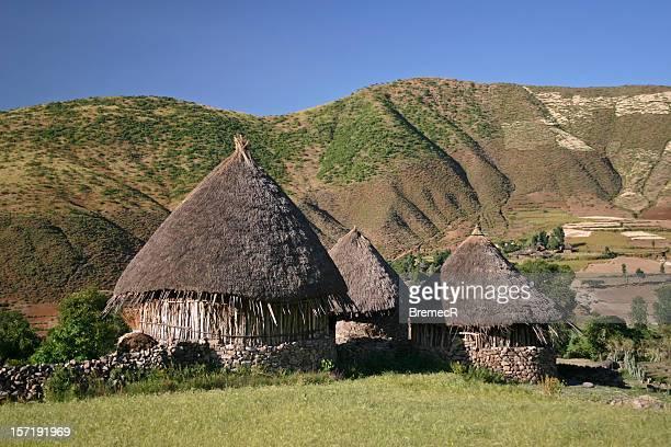 Ethiopian Cottages