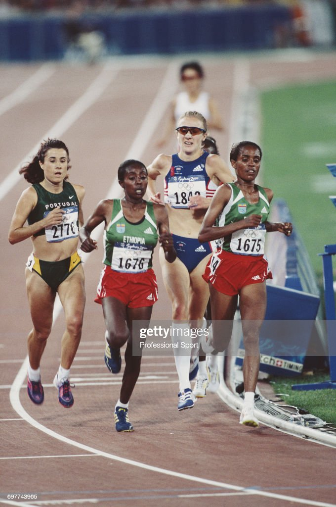 Athletics At XXVII Summer Olympics : News Photo