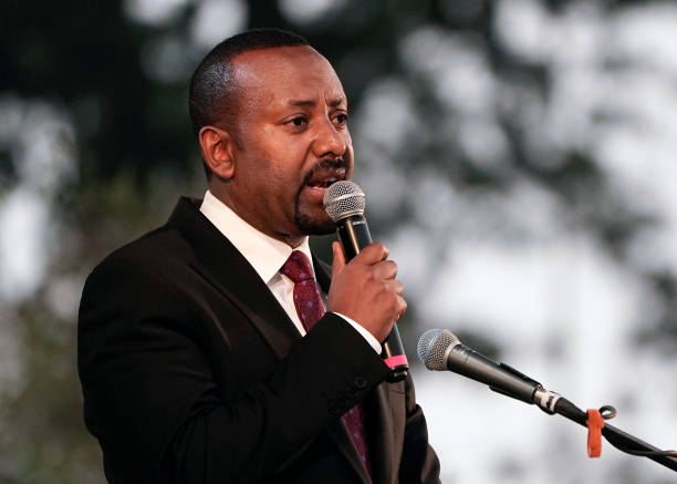 ETH: Abiy Ahmed Attends Dedication Ceremony For Renovated Meskel Square