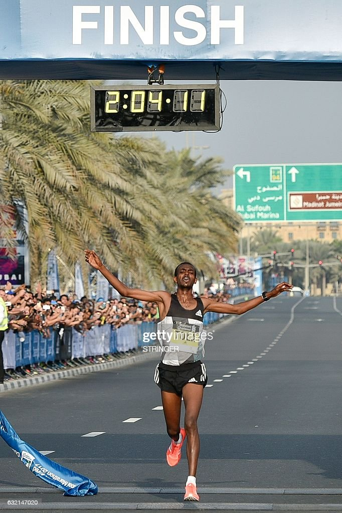 MARATHON-UAE : News Photo