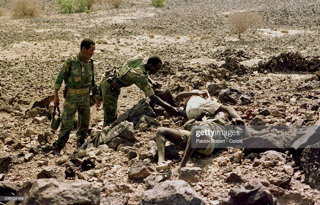 CONFLICT BETWEEN ETHOPIA AND ERITREA : ニュース写真