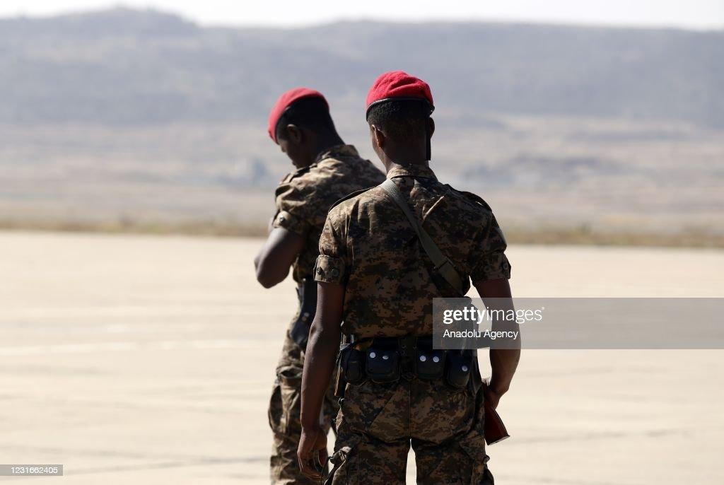 Ethiopia: Sporadic fighting displacing people in Tigray : Nachrichtenfoto