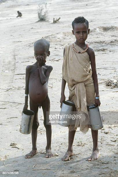 Ethiopians fleeing from a seemingly endless civil war in Eritria and Ogaden take refuge in camps in Somalia The camps have taken in more than a...