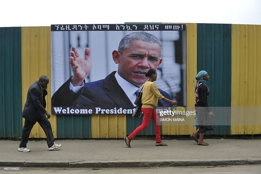 ETHIOPIA-US-DIPLOMACY : News Photo