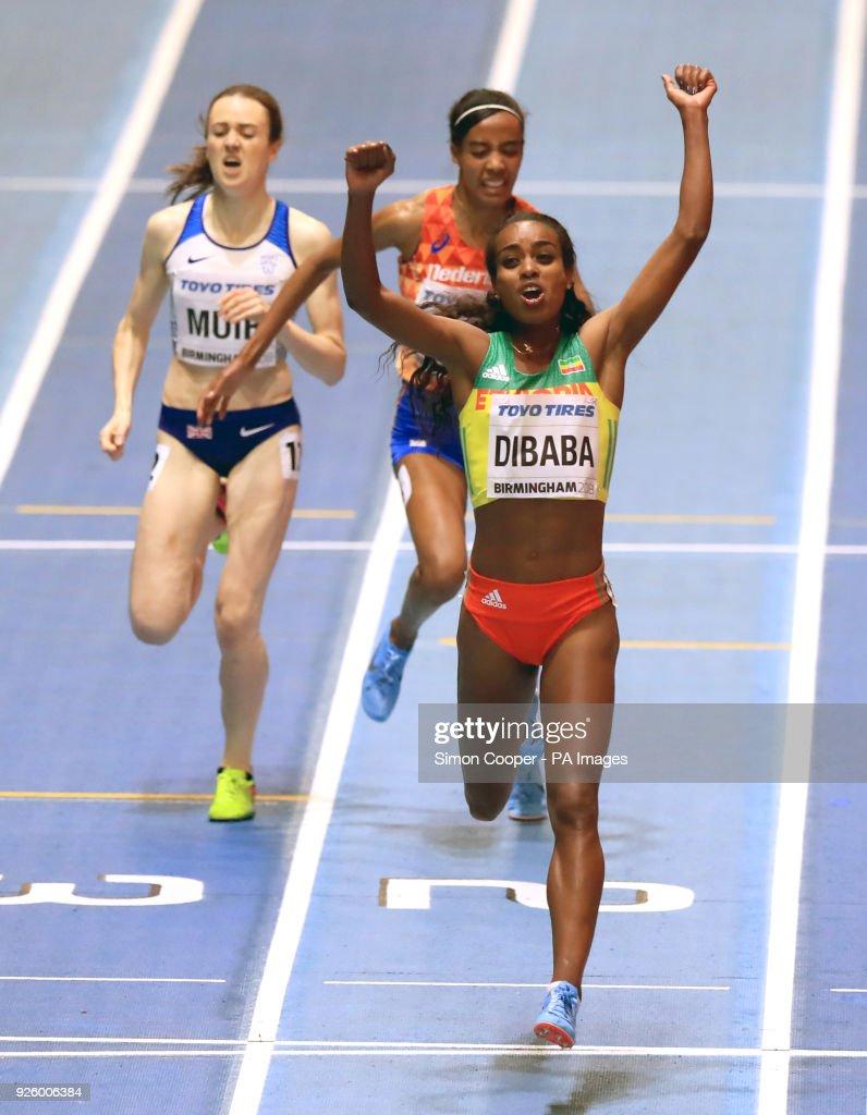2018 IAAF World Indoor Championships - Arena Birmingham : News Photo