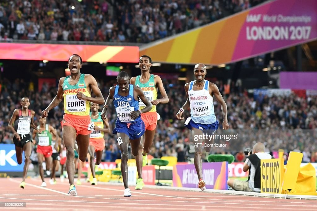 ATHLETICS-WORLD-2017 : News Photo