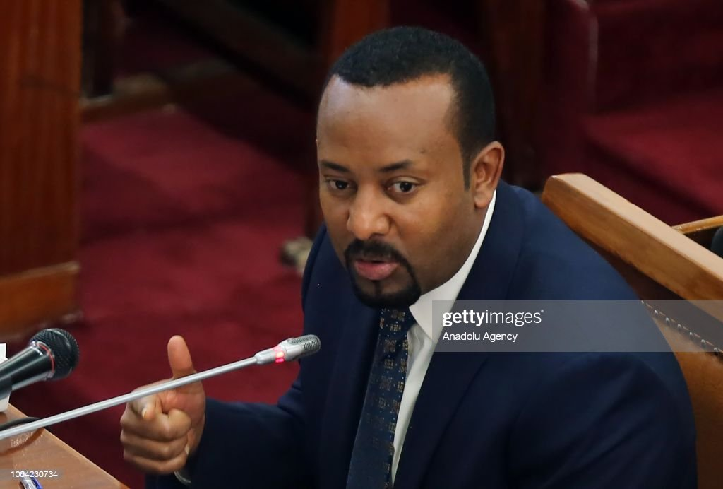 Ethiopian parliament appoints election authority head : Nachrichtenfoto