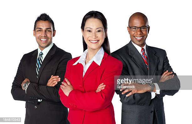 Ethnic Business Team