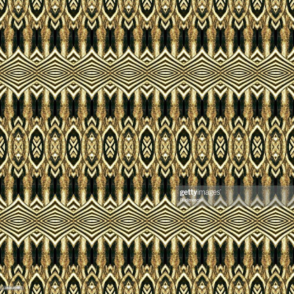 Ethnischen geometrischen Grafik-Muster : Stock-Foto