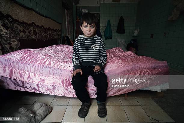 Ethnic Georgian refugees from Abkhazia live inside a former Soviet hospital on the outskirts of the Georgian capital with hopes of returning to their...