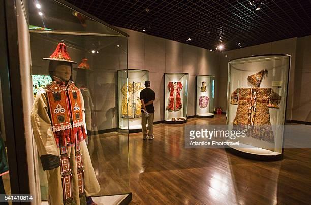 Ethnic Minorities gallery at Shanghai Museum
