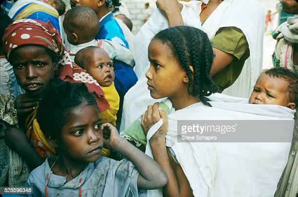 Ethopian Children