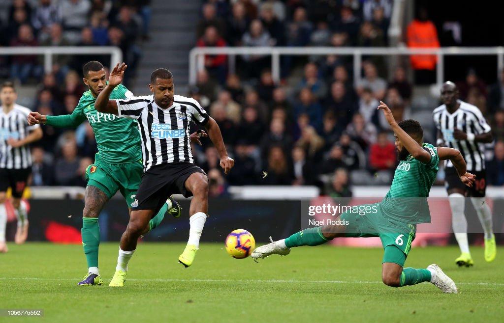 Newcastle United v Watford FC - Premier League : News Photo