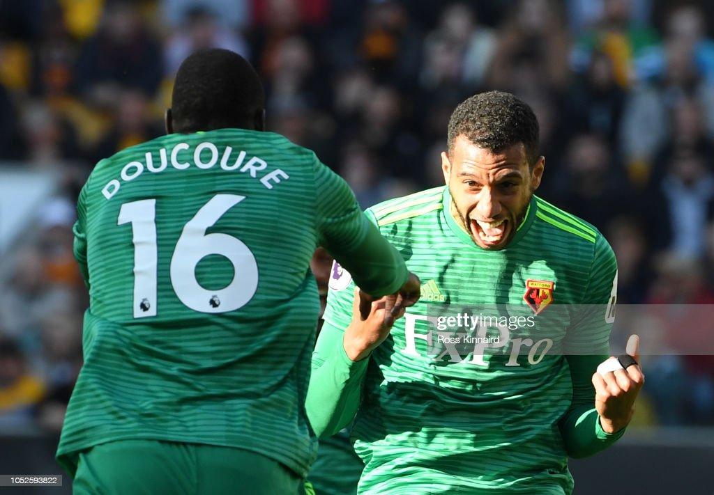 Wolverhampton Wanderers v Watford FC - Premier League : News Photo