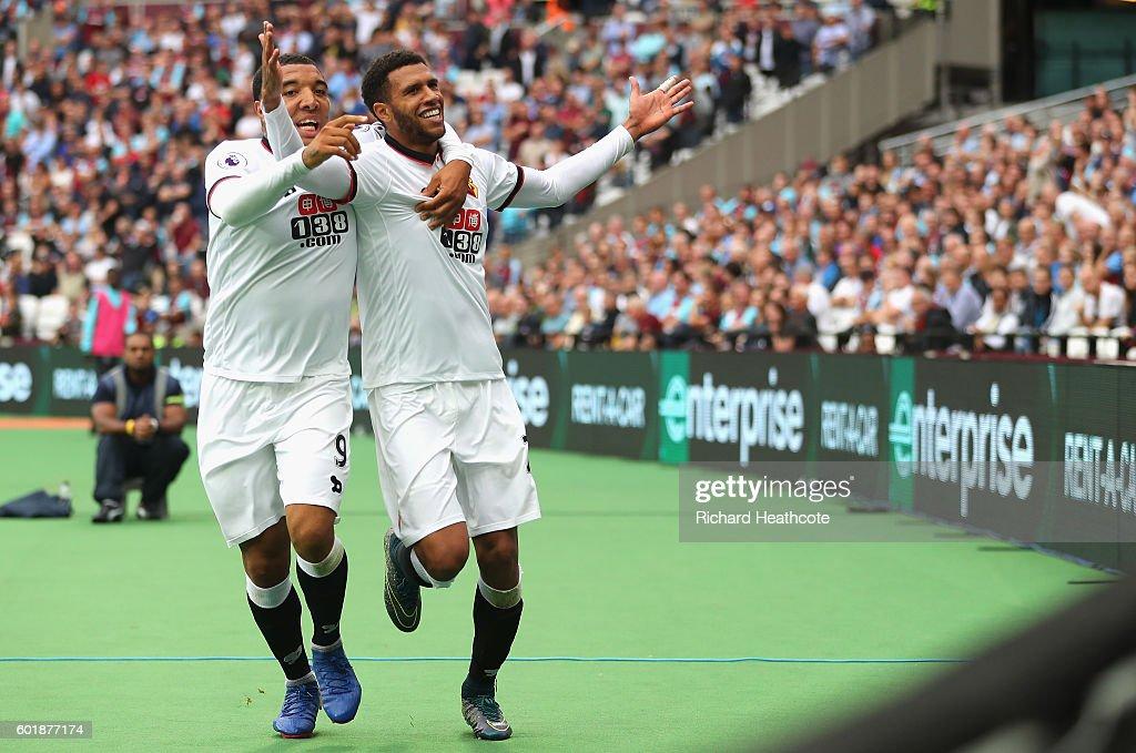 West Ham United v Watford - Premier League : News Photo