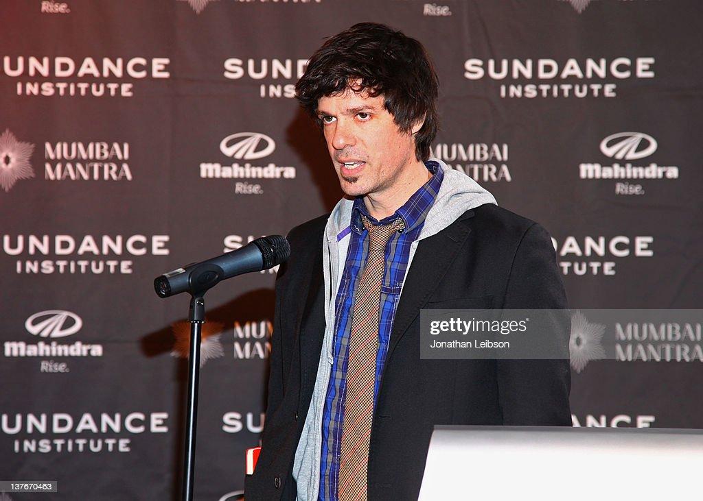 Sundance Institute Mahindra Global Filmmaking Award Reception - 2012 Sundance Film Festival : News Photo