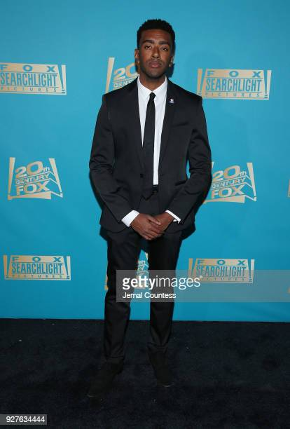 Etienne Maurice attends the Fox Searchlight And 20th Century Fox Oscars PostParty on March 4 2018 in Los Angeles California