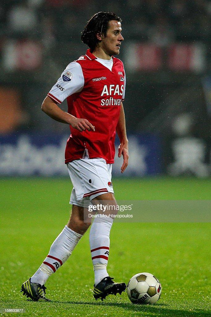 AZ Alkmaar v FC Twente - Eredivisie