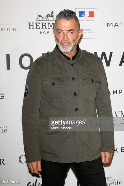 Etienne Russo attends the 'ANDAM 2017' Prizewinner cocktail at Ministere de la Culture on June 30 2017 in Paris France