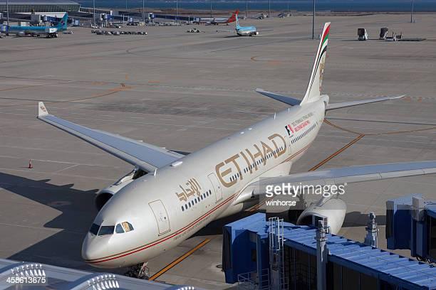 Etihad Airways Airbus A330-200
