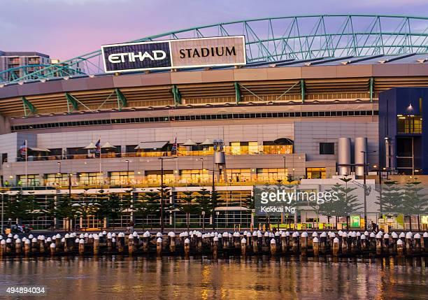 Etihad Stadium, Docklands