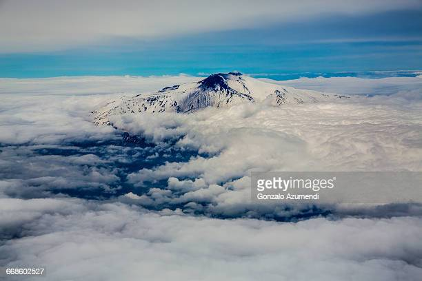 etna volcano in sicily - mt. etna - fotografias e filmes do acervo