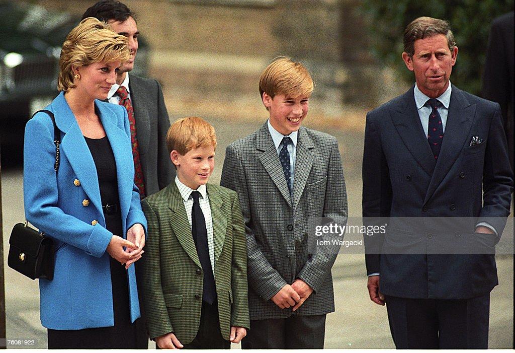Tom Wargacki's Princess Diana Archive : News Photo