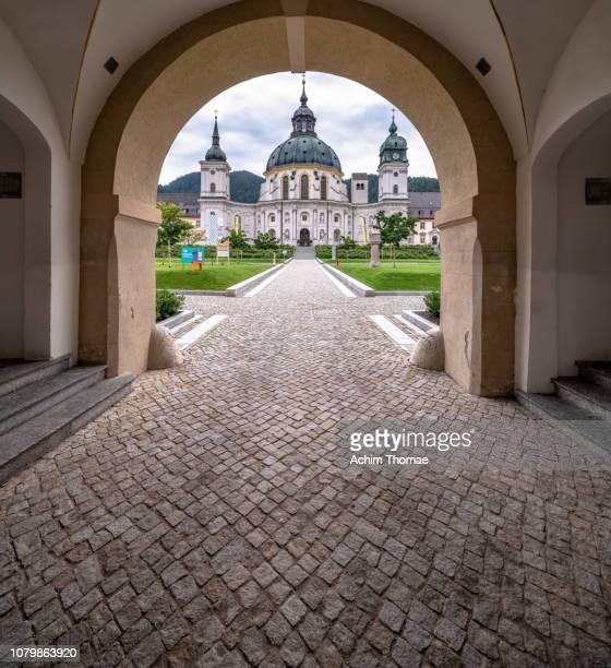 Ettal Abbey, Bavaria, germany, Europe