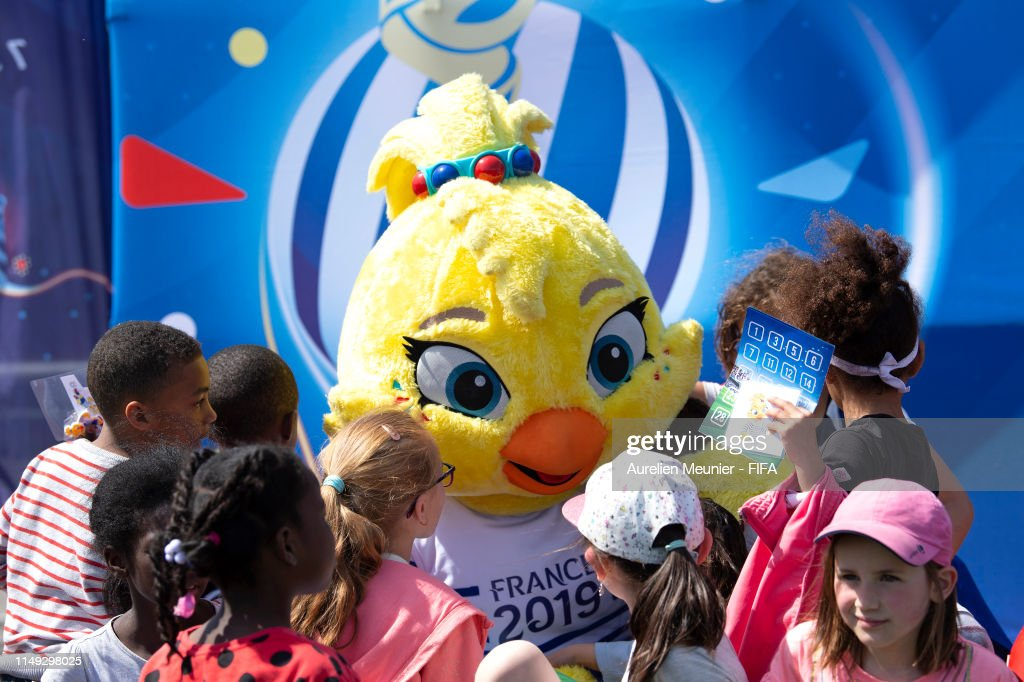 FRA: National Trophy Tour: Le Havre - FIFA Women's World Cup France 2019