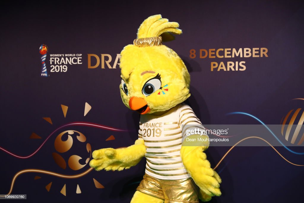 Final Draw for the FIFA Women's World Cup 2019 France : ニュース写真