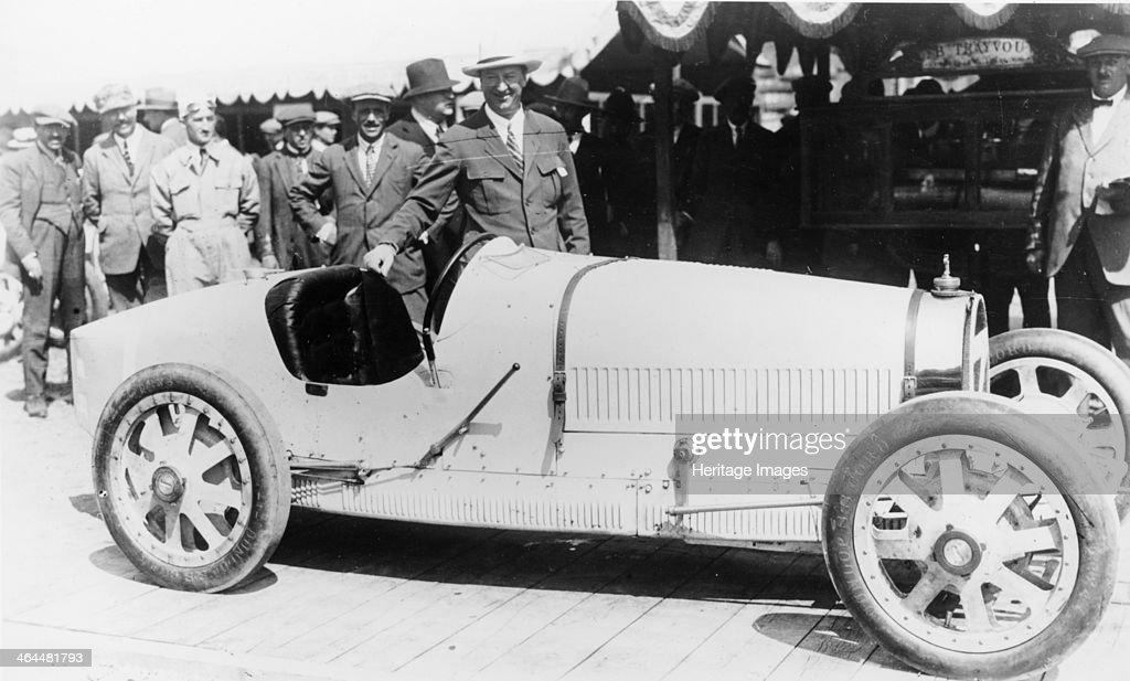 Ettore Bugatti. Pictures | Getty Images