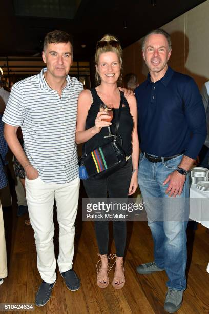 Euan Rellie Lucy Sykes Rellie and Devin Wenig attend eBay Hosts July 4th Benefit for Sag Harbor Cinema Restoration Project at Lulu Kitchen and Bar on...